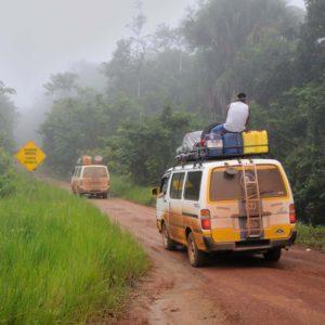 Location | Iwokrama River Lodge